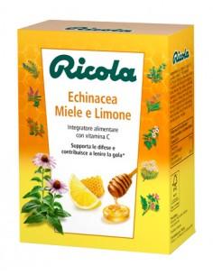 RICOLA ECHINACEA/MIELE/LIMONE 50 G