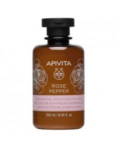 APIVITA ROSE&PEPPER SHOWER...