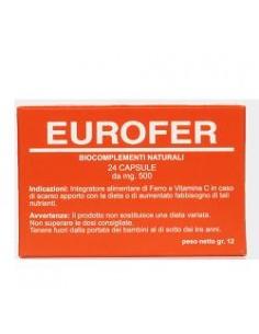 EUROFER 24 CAPSULE