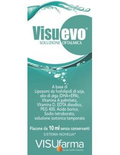 VISUEVO SOLUZIONE OFTALMICA 10 ML