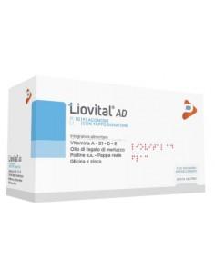 LIOVITAL AD 10 FLACONCINI X 10 ML
