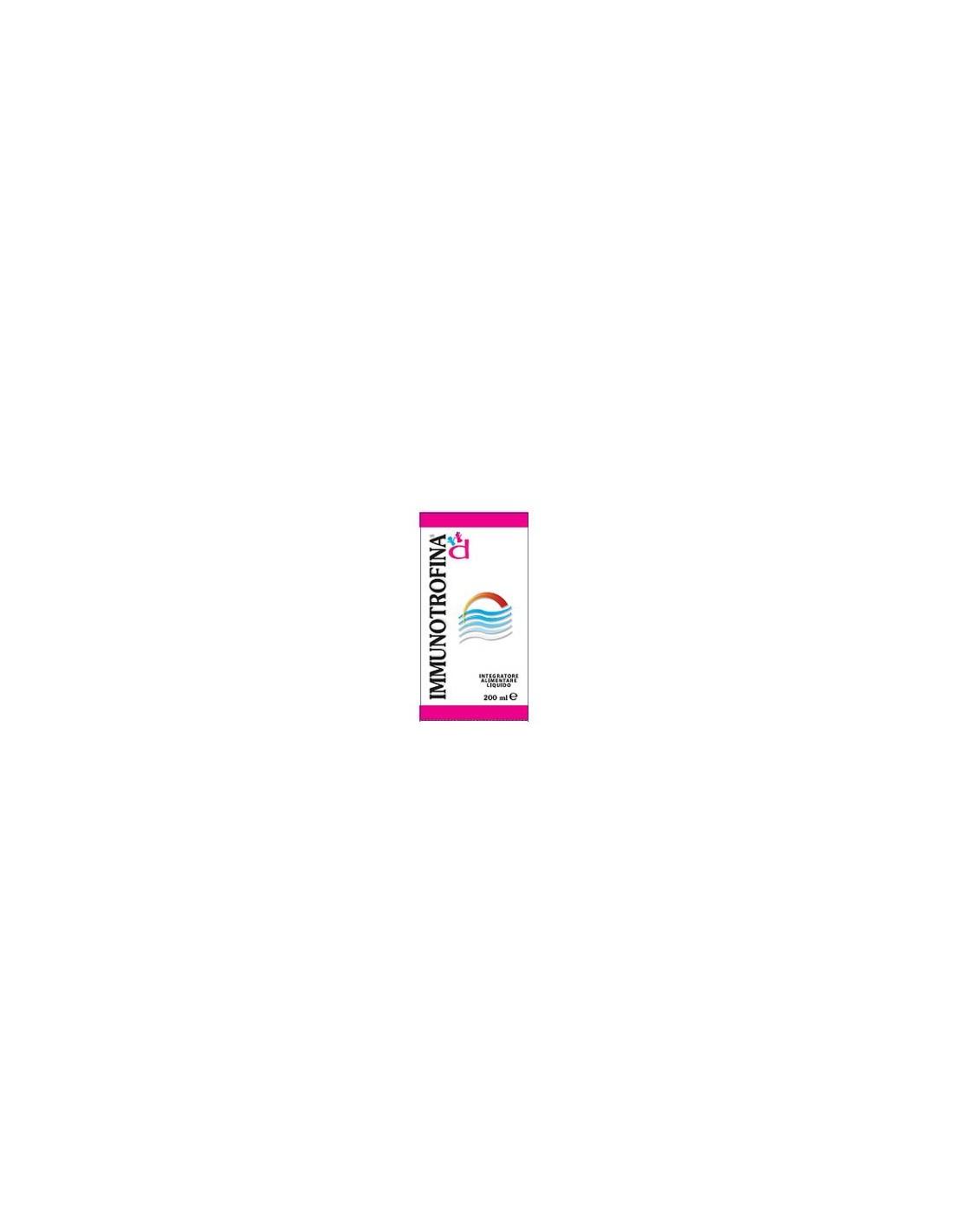 Acido Citrico Dosi Alimentari immunotrofina integratore alimentare liquido 200 ml nuova fo rmula