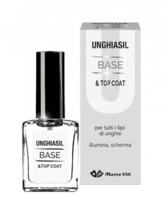 UNGHIASIL BASE & TOP COAT 10 ML