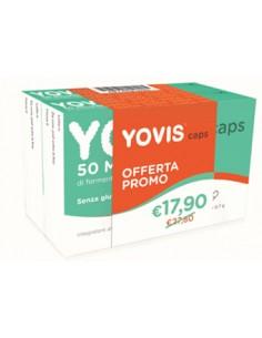YOVIS CAPS 10+10 BUNDLE PACK