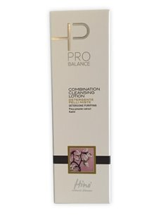 HINO NATURAL SKINCARE PRO BALANCE COMBINATION CLEANSING LOTION DETERGENTE PELLI MISTE 200 ML